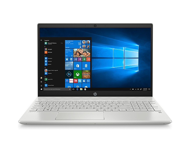 Laptop HP Pavilion 15-eg0073TU (2P1N4PA)/ Silver/ Intel Core i3-1115G4 (up to 4.10 Ghz, 6 MB)/ RAM 4GB DDR4/ 512GB SSD/ 15.6 inch FHD/ ALUp/ WL+BT/ W10SL/ OFFICE/ 3 Cell 41 Whr/ 1 Yr
