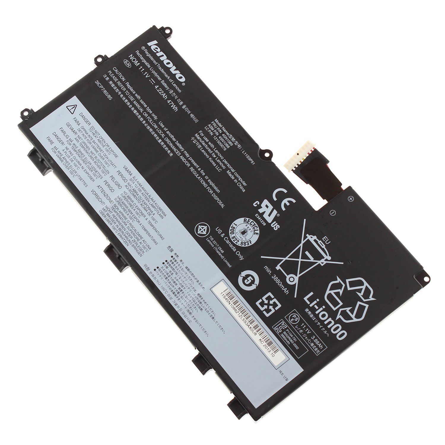 Pin Lenovo Thinkpad T430U