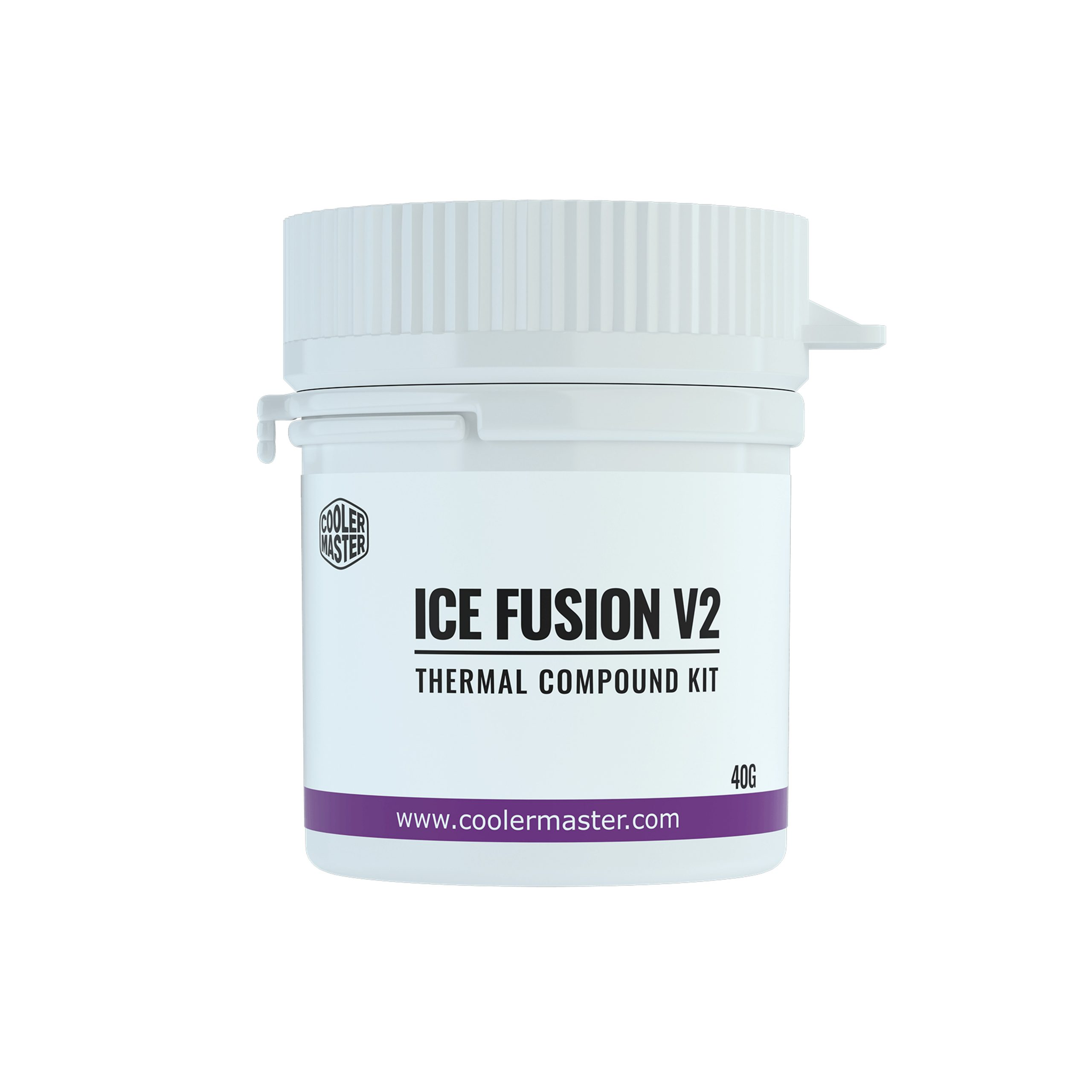 Keo Tản nhiệt Cooler Master ICE FUSION V2 40G (5W/M-K)