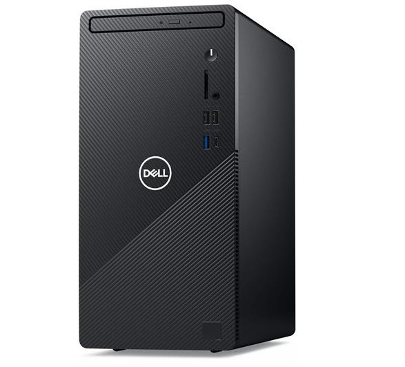 PC Dell Inspiron 3888 MT (0K2RY2)/ Black/ Intel Core i5-10400F (2.90GHz, 12MB)/ Ram 8GB DDR4/ SSD 256GB + HDD 1TB/ NVIDIA GeForce GTX1650 4GB/ Wifi + BT/ Key + Mouse/ WIN 10SL/ 1Yr