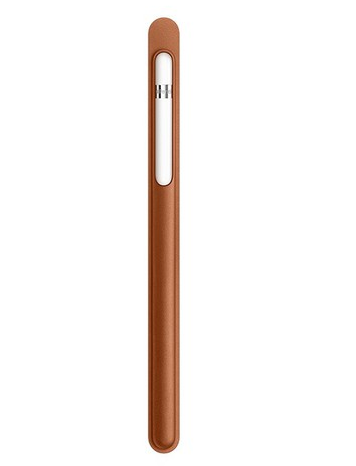 Vỏ bút cảm ứng Apple Pencil Case Saddle Brown