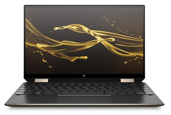 Laptop HP Spectre x360 Convertible 13-aw0181TU (8YQ35PA)/ Intel Core i7-1065G7 (1.30 GHz, 8MB)/ Ram 16GB/ 512GB SSD/ Intel Iris Plus Graphics/ 13.3 inch UHD/ Pen/ 4cell/ Win 10H/ 1Yr