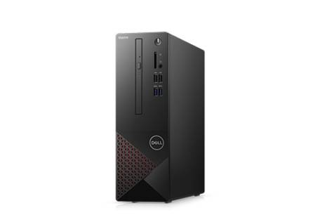 PC Dell Vostro 3681 (STI31501W-4G-1T)/ Intel Core i3-10100 (3.60GHz, 6MB)/ Ram 4GB(1x4GB) DDR4/ HDD 1TB/ Intel UHD Graphics/ Wifi + BT/ No DVD/ WIN 10SL/ 1Yr