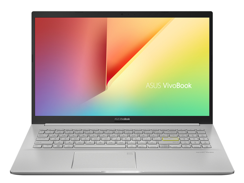 Laptop Asus Vivobook A515EP-BQ195T/ Silver/ Intel Core i5-1135G7 (up to 4.20 Ghz, 8 MB)/ RAM 8GB DDR4/ 512GB SSD/ Nvidia Geforce MX330 2GB/ 15.6 inch FHD/ 15.6 inch FHD/ FP/ Win 10/ 2 Yrs