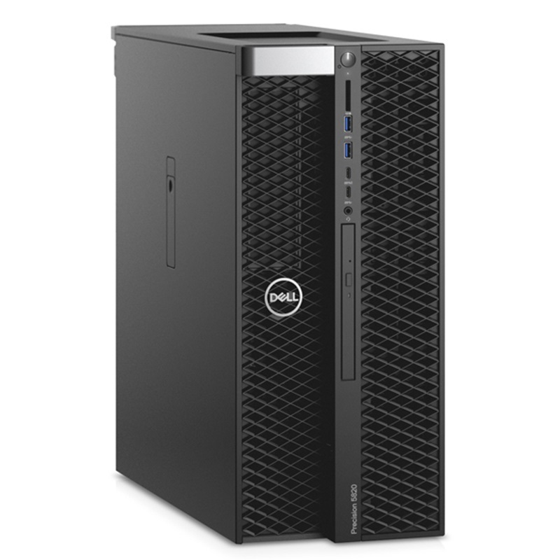 PC Dell Precision 5820 Tower XCTO Base (42PT58DW25)/ Intel Xeon W-2223 (3.6GHz, 8.25MB)/ Ram 16GB (2x8GB) DDR4/ HDD 1TB/ Raid: SW RAID 0,1,5,10/ DVDRW/ NVIDIA Quadro P620 2GB GDDR5/ Key & Mouse/ Win 10 Pro/ 3Yrs