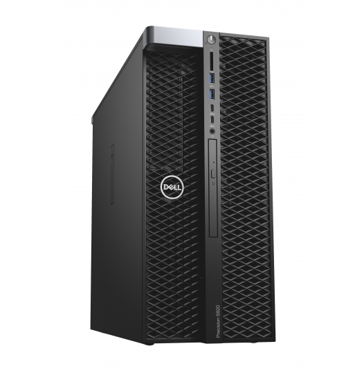 PC Dell Precision 5820 Tower XCTO Base (42PT58DW26)/ Intel Xeon W-2223 (3.6GHz, 8.25MB)/ Ram 16GB (2x8GB) DDR4/ SSD 256GB + HDD 1TB/ Raid: SW RAID 0,1,5,10/ DVDRW/ NVIDIA Quadro P620 2GB GDDR5/ Key & Mouse/ Win 10 Pro/ 3Yrs