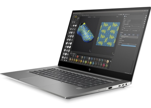 Laptop HP Zbook Studio G7 (8YP49AV)/ Silver/ Intel Core i9-10885H (2.4Ghz, 16MB)/ Ram 32GB(1x32GB) DDR4/ SSD 1TB/ NVIDIA QuadroT2000 Max-Q 4GB GDDR6/ 15.6 inch FHD/ WC/ FP/ Win10 Pro/ 3Yrs