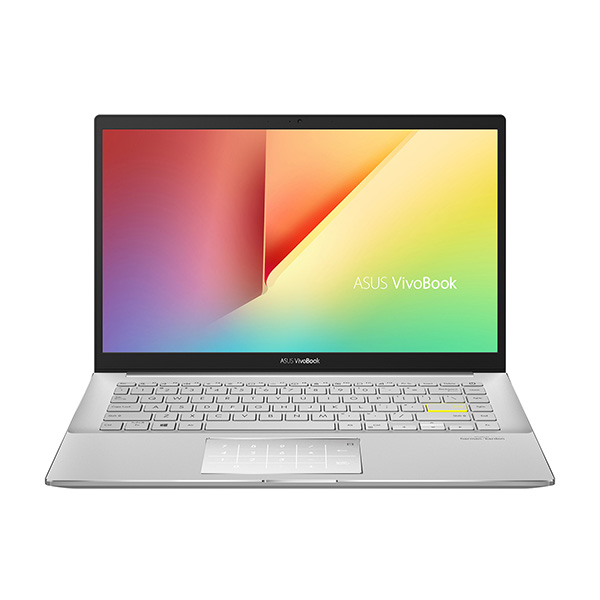 Laptop Asus Vivobook S433EA-EB100T/ White/ Intel Core i5-1135G7 (1.10GHz, 4MB)/ RAM 8GB DDR4/ SSD 512GB/ Intel Iris Xe Graphics/ 14.0 inch FHD/ Win 10/ 2Yrs