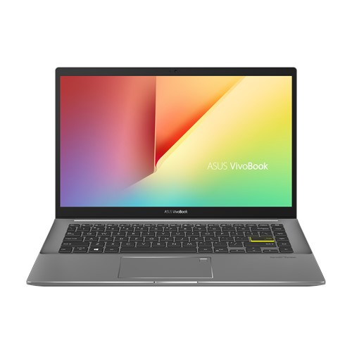 Laptop Asus Vivobook S433EA-EB099T/ Black/ Intel Core i5-1135G7 (1.10GHz, 4MB)/ RAM 8GB DDR4/ SSD 512GB/ Intel Iris Xe Graphics/ 14.0 inch FHD/ Win 10/ 2Yrs