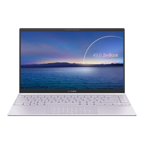 Laptop Asus ZenBook 14 UX425EA-BM066T/ Lilact Mist/ Intel Core i5-1135G7 ( upto 4.2GHz, 8MB)/ RAM 8GB LPDDR4X/ SSD 512GB/ Intel Iris Xe Graphics/ 14.0 inch FHD/ Numpad/ Win 10/ 2Yrs