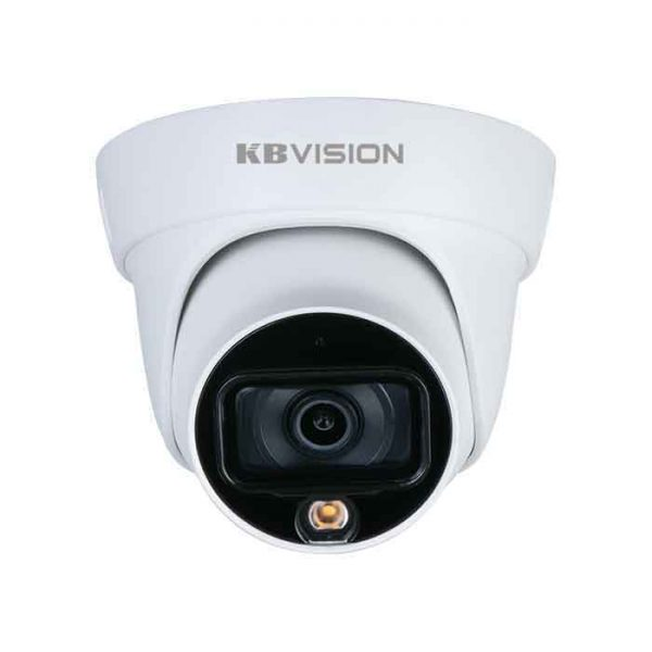 Camera 4in1 Dome 2MP Full Color KBVISION KX-CF2102L