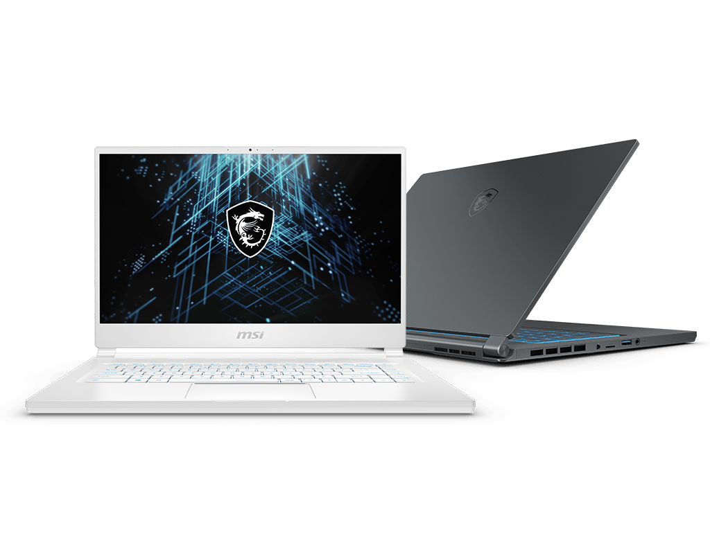 Laptop MSI Stealth 15M A11SDK (061VN)/ Intel Core i7-1185G7 (4.80GHz, 12MB)/ Ram 8GB*2 DDR4/ SSD 512GB/ NVIDIA GeForce GTX 1660Ti Max-Q-6GB GDDR6/ 15.6 inch FHD/ Win10H/ 2Yrs