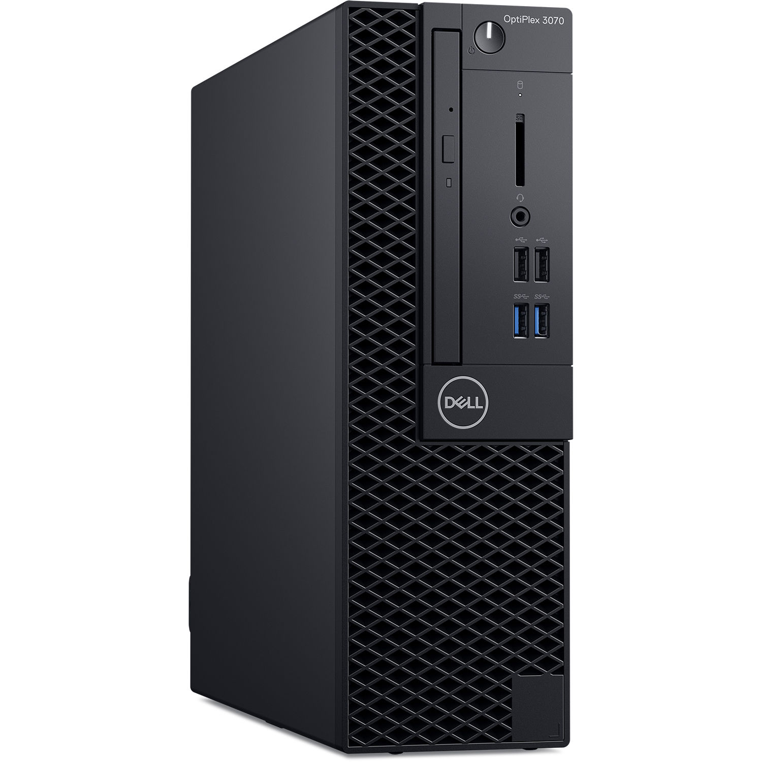 PC Dell OptiPlex 3080SFF (3080SFF-10500-4G1TB)/ Intel Core i5-10500 (3.10GHz, 12MB)/ Ram 4GB DDR4/ HDD 1TB/ Intel UHD Graphics/ DVDRW/ Fedora/ 1Yr