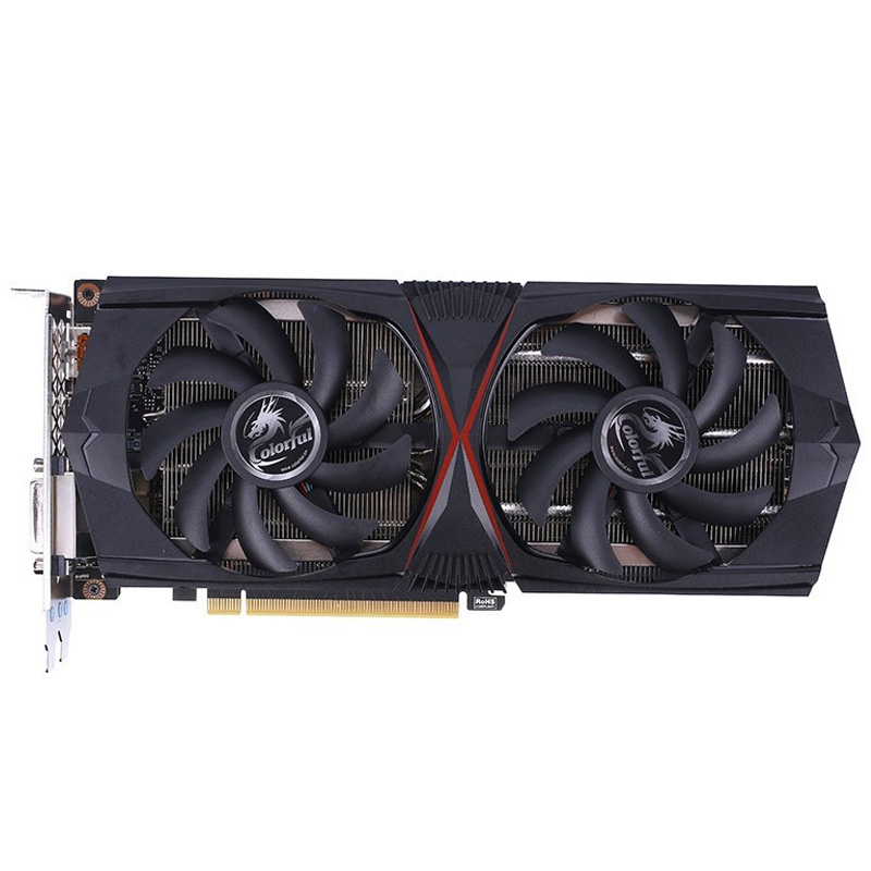 Card màn hình Colorful GeForce RTX 2060 SUPER 8G Limited-V