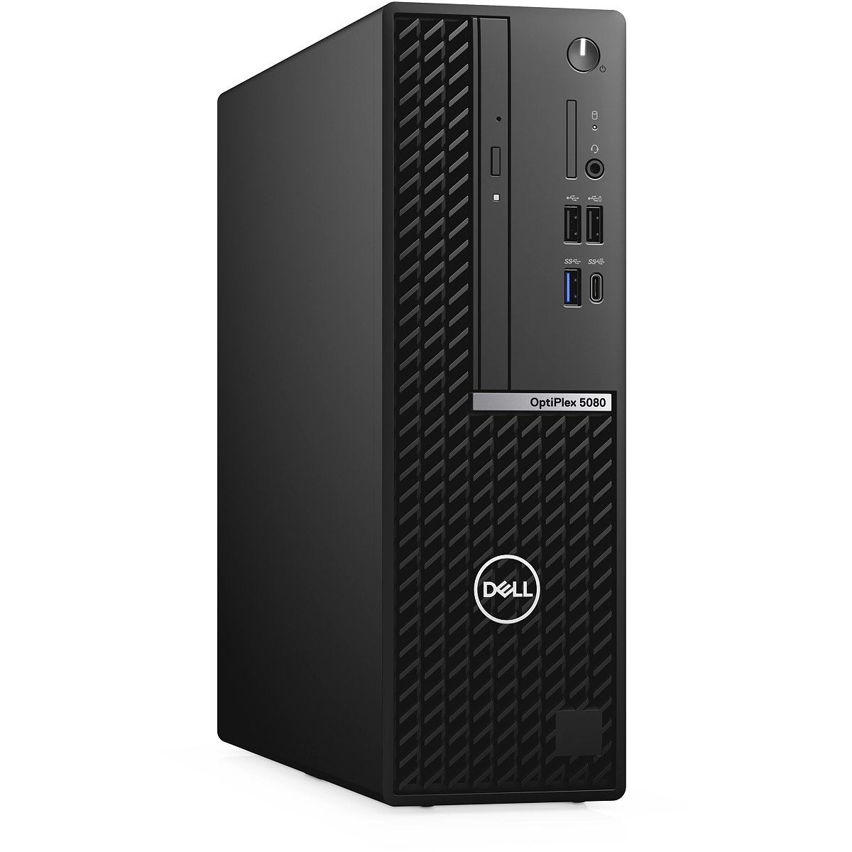 PC Dell OptiPlex 5080 SFF XCTO (42OT580002)/ Intel Core i5-10500 (3.10GHz, 12MB) / Ram 4GB DDR4/ SDD 256GB/ Intel UHD Graphics/ DVDRW/ Key + Mouse/ Ubuntu/ 3Yrs
