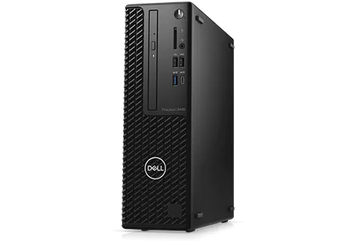 PC Dell Precision 3440 SFF CTO BASE (42PT3440D01)/ Intel Xeon W-1250 (3.3GHz, 12MB) / Ram 16GB(2x8GB) DDR4/ HDD 1TB/ Nvidia Quadro P620, 2GB, 4 mDP/ DVDRW/ Key + Mouse/ Ubuntu/ 3Yrs