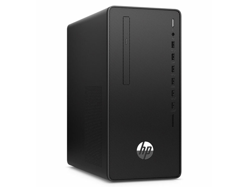 Máy tính để bàn HP 280 Pro G6 Microtower/Core i5-10400(2.90 GHz,12MB)/8GB RAM/512GB SSD/DVDRW/Intel Graphics/Wlan ac+BT/USB Keyboard & Mouse/Win10Home 64/1Y WTY_264N2PA