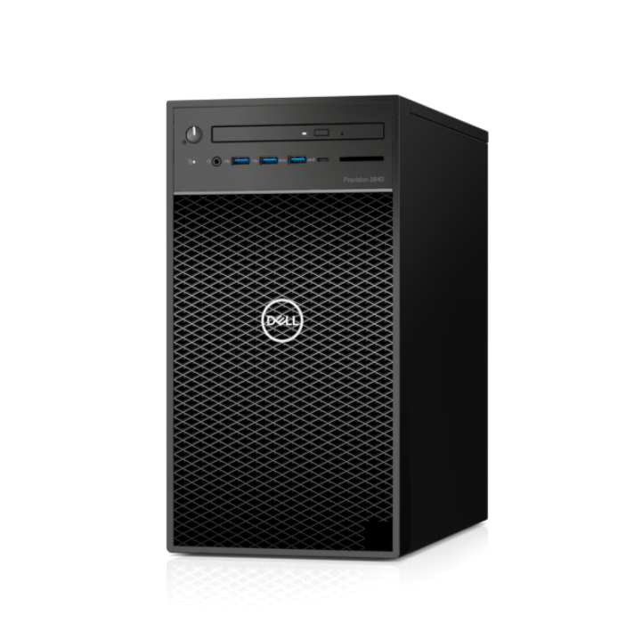 PC Dell Precision 3640 Tower (70228825)/ Intel Xeon W-1250 (3.3GHz, 12MB)/ Ram 2x4GB DDR4/ HDD 1TB/ Nvidia Quadro P620, 2GB, 4mDP/ DVDRW/ Key + Mouse/ Ubuntu/ 3Yrs