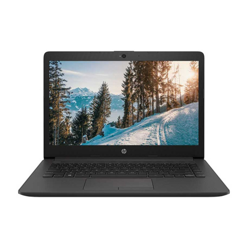 Laptop HP 240 G7 (258M6PA)/ Grey/ Intel core  i5-1035G1 (1.00GHz, 6MB)/ Ram 4GB DDR4/ SSD 256GB/ Intel UHD Graphics/ 14.0 inch HD/ 3Cell/ Win 10H/ 1Yr