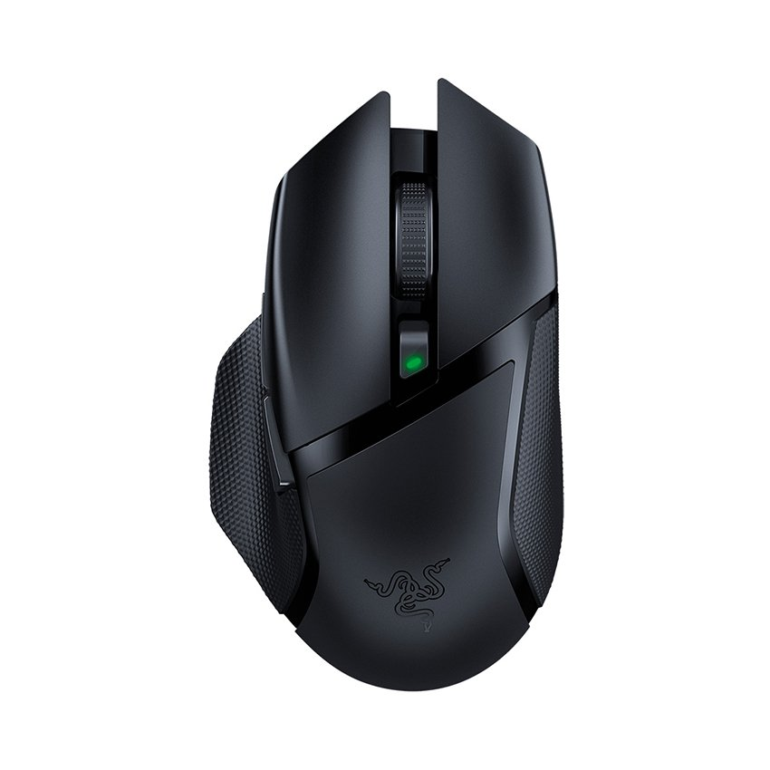 Chuột chơi game Razer Basilisk X HyperSpeed Wireless Black