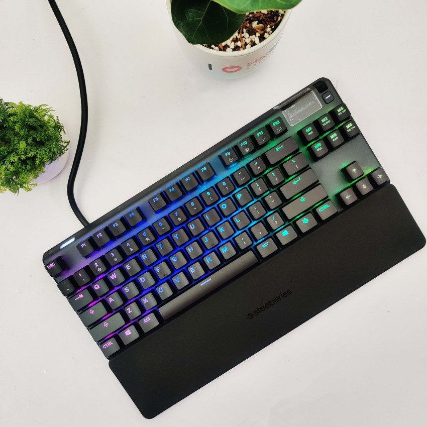 Bàn phím cơ Steelseries Apex 7 TKL RGB Mechanical Red Switch US