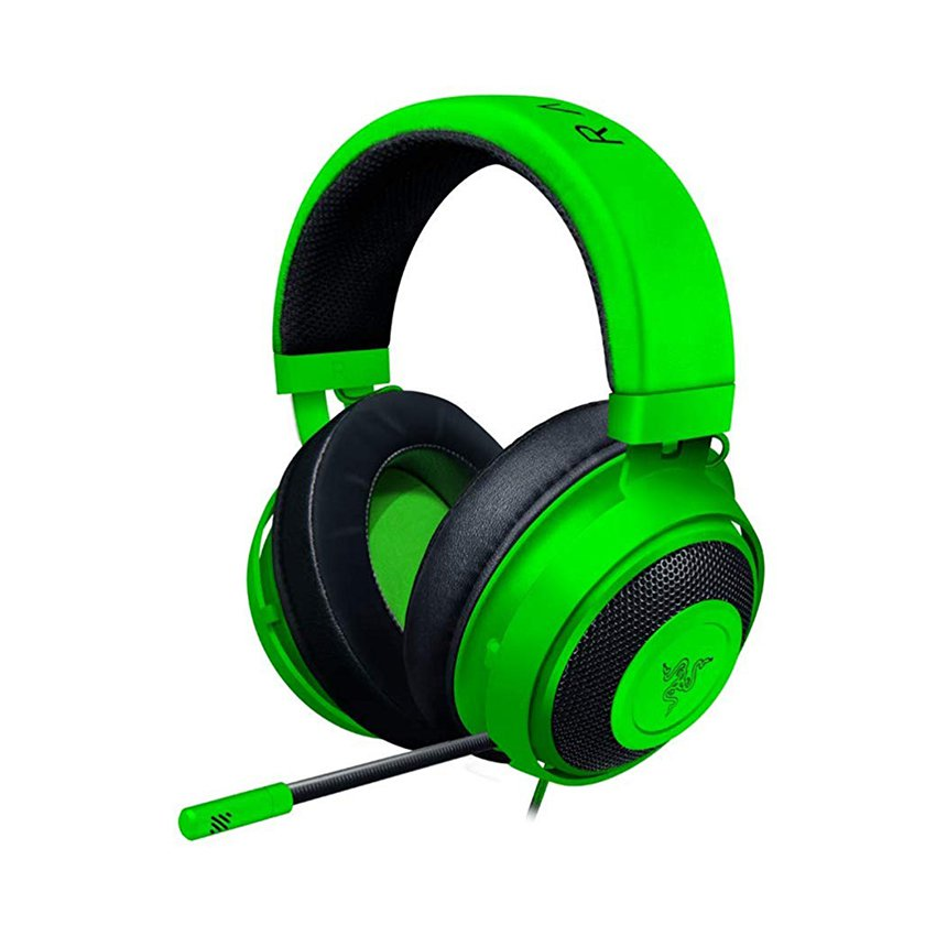Tai nghe chơi game Razer Kraken Multi-Platform Wired Green