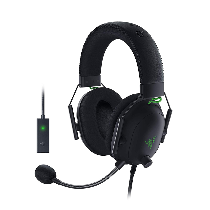 Tai nghe chơi game Razer BlackShark V2 X - Wired Gaming Headset