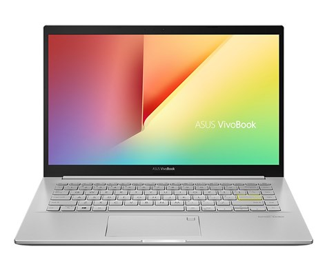 Laptop Asus VivoBook 14 A415EA-EB358T/ Transparent Silver/ Intel Core i3-1115G4 (up to 4.10 Ghz, 6MB)/ RAM 4GB DDR4/ 256GB SSD/ Intel UHD Graphics/ 14 inch FHD LCD/ 3 Cell 42 Wh/ FP/ Win 10H/ 2 Yrs
