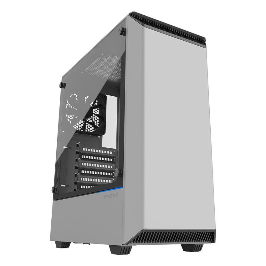 Vỏ Case Phanteks Eclipse P300 Tempered Glass (Mid Tower/Màu Trắng)