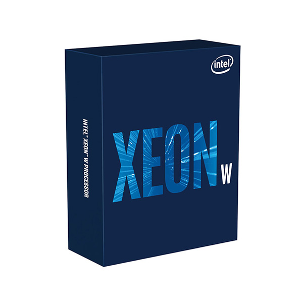 CPU Intel Xeon W-1250P (4.1 GHz turbo up to 4.8 GHz, 6 nhân 12 luồng, 12MB Cache, 125W) - Socket Intel LGA 1200