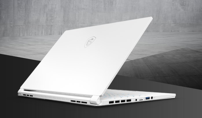 Laptop MSI Stealth 15M A11SDK (060VN)/ White/ Intel Core i7-1185G7 (up to 4.80 Ghz, 12MB)/ RAM 16 GB DDR4/ 512GB SSD/ NVIDIA GeForce GTX 1660 Ti 6GB GDDR6/ 15.6 inch FHD/ 3 Cell 52 Whr/ Win 10H/ 2 Yrs