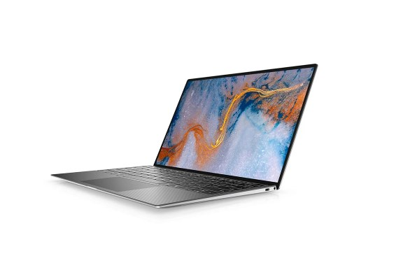 Laptop Dell XPS 13 9310 (JGNH61)/ Silver/ Intel Core i7-1165G7 (up to 4.70 Ghz, 12MB)/ RAM 16GB DDR4/ 512GB SSD/ Intel Iris Xe Graphics/ 13.4 inch UHD/ Touch/FP/ LED_KB/ Bút/ 4 Cell/ Win 10SL/ 1 Yr