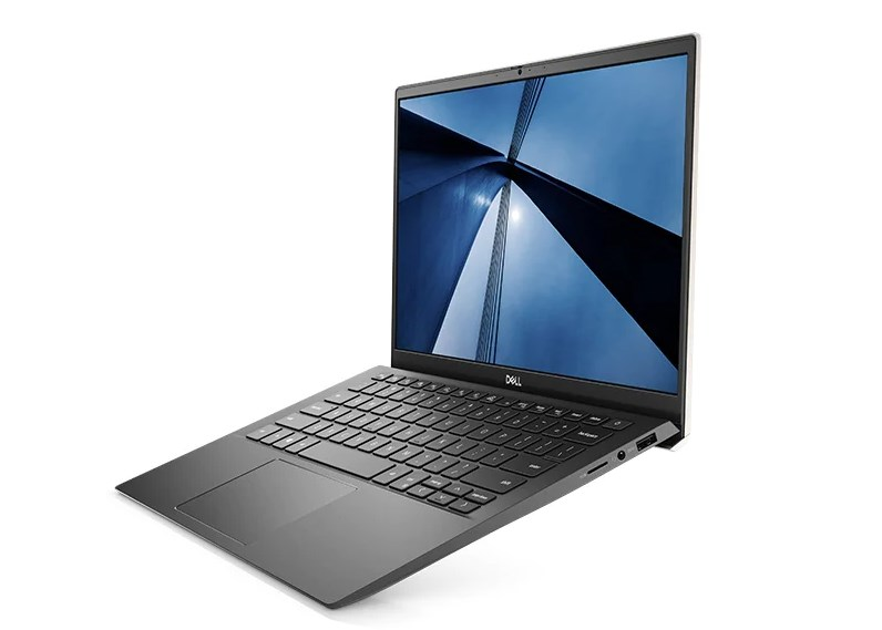 Laptop Dell Vostro 5301 (C4VV92)/ Grey/ Intel Core i5-1135G7 (up to 4.20 Ghz, 8MB)/ RAM 8GB DDR4/ 512GB SSD/ Intel Iris Xe Graphics/ 13.3 inch FHD/ FP/ LED_KB/ 3 Cell 40 Whr/ Win 10SL/ 1 Yr