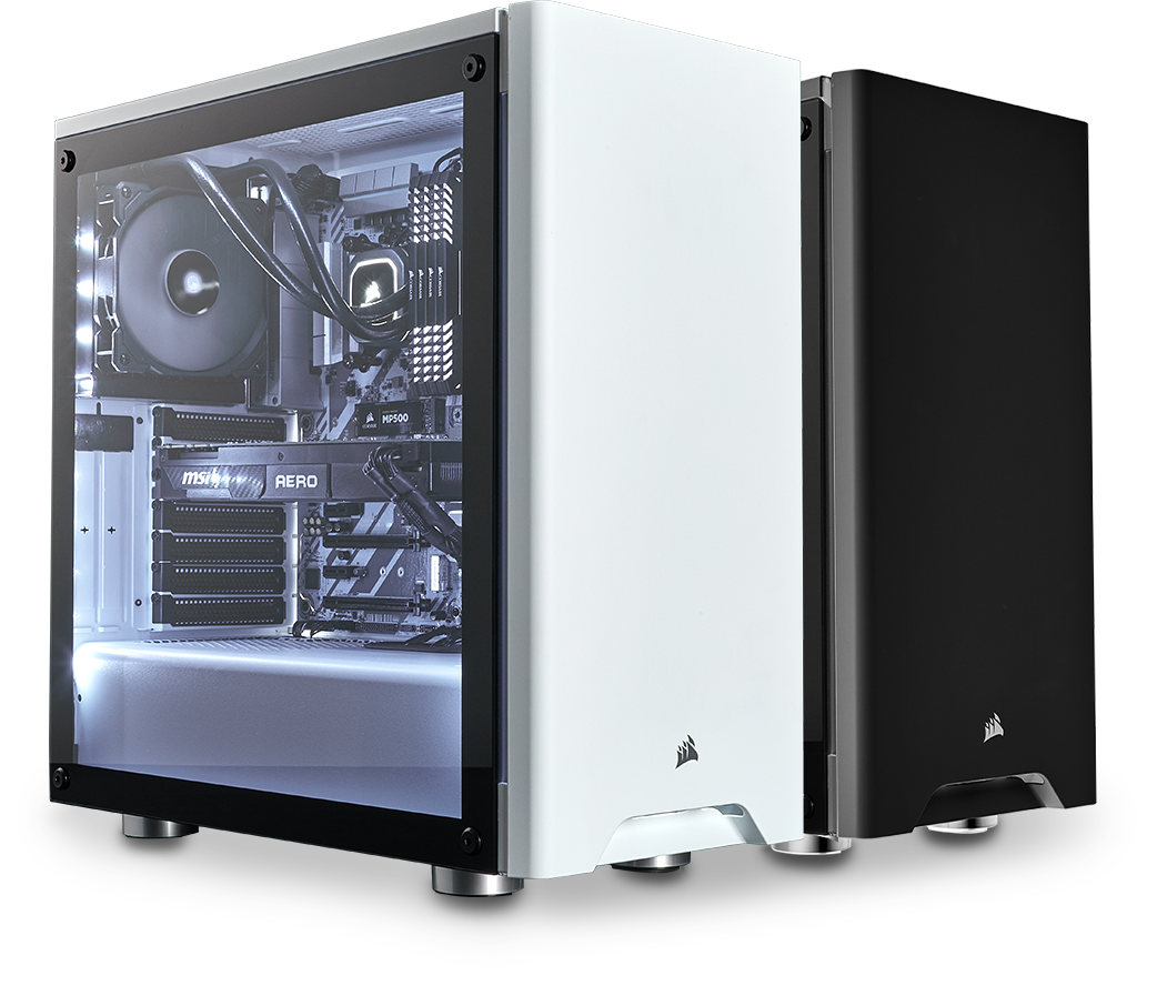 Vỏ Case Corsair Carbide Series 275R (Mid Tower/MàuTrắng)