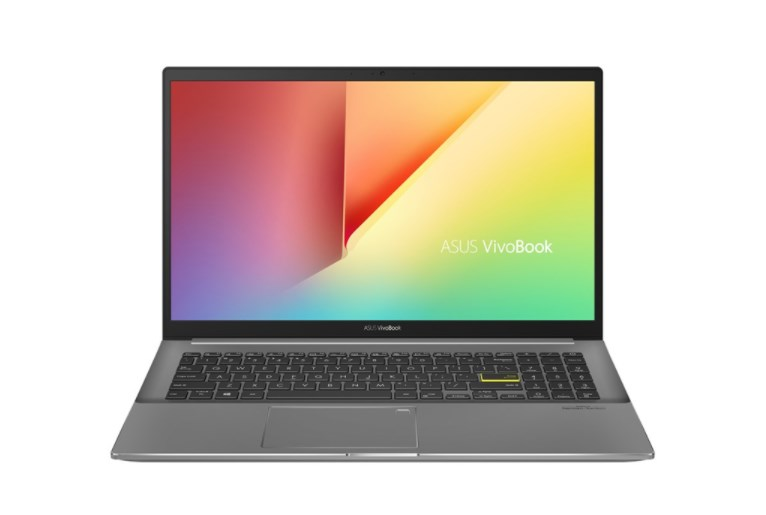 Laptop ASUS Vivobook S533EA-BQ018T/ Black/ Intel Core i5-1135G7 (up to 4.20 Ghz, 8MB)/ RAM 8GB DDR4/ 512GB SSD/ Intel Iris Xe Graphics/ 15.6 inch FHD/ WL+BT/ 3 Cell 50 Whr/ Win 10SL/ 2 Yrs