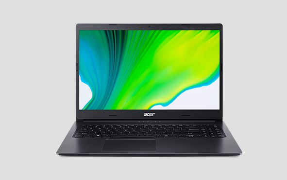 Laptop Acer Aspire 3 A315-57G-524Z/ Black/ Intel Core i5-1035G1 (1.0 Ghz, 6 MB)/ RAM 4OB+4SO DDR4/ 512GB SSD/ Nvidia Geforce MX330 2GB/ 15.6 inch FHD/ 3 Cell/ Win 10H/ 1 Yr