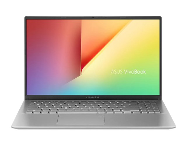 Laptop ASUS Vivobook A512FA-EJ2008T/ Sliver/ Intel Core i5-10210U (1.6 Ghz, 6MB)/ RAM 4GB SSD/ 256GB SSD/ Intel UHD Graphics/ 15.6 inch FHD/ FP/ 2 Cell/ Win 10H/ 2 Yrs