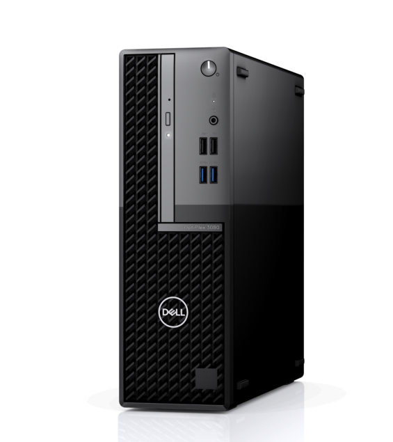 PC DELL Optiplex 3080 SFF (70233230)/ Intel Core i3-10100/ Ram 4GB DDR4/ SSD 256GB/ Intel UHD Graphic/ DVDRW/ Key & Mouse/ Fedora/ 1Yr