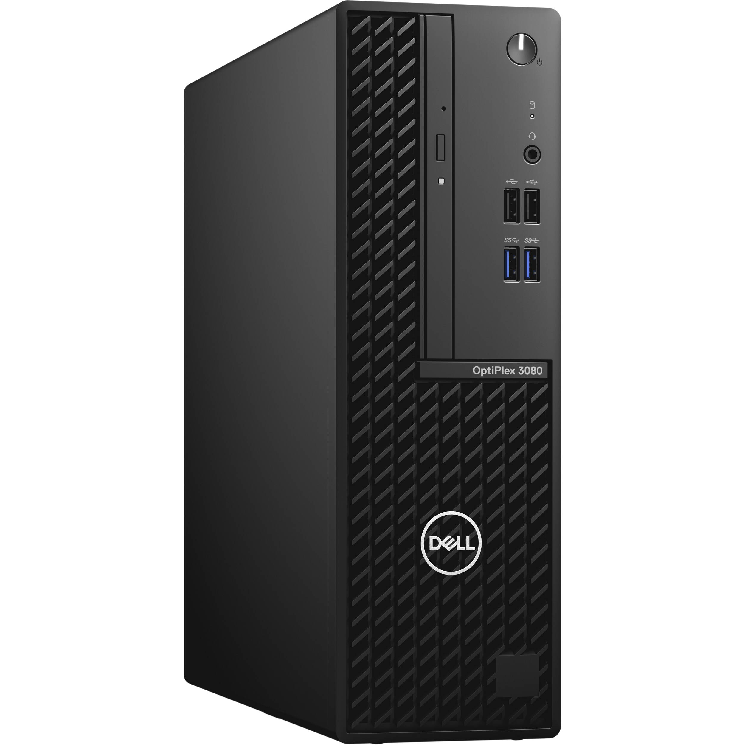 PC DELL Optiplex 3080 SFF (70233229)/ Intel Core i3-10100 (3.6GHz, 6MB)/ Ram 4GB DDR4/ HDD 1TB/ Intel UHD Graphic/ DVDRW/ Key & Mouse/ Fedora/ 3Yrs
