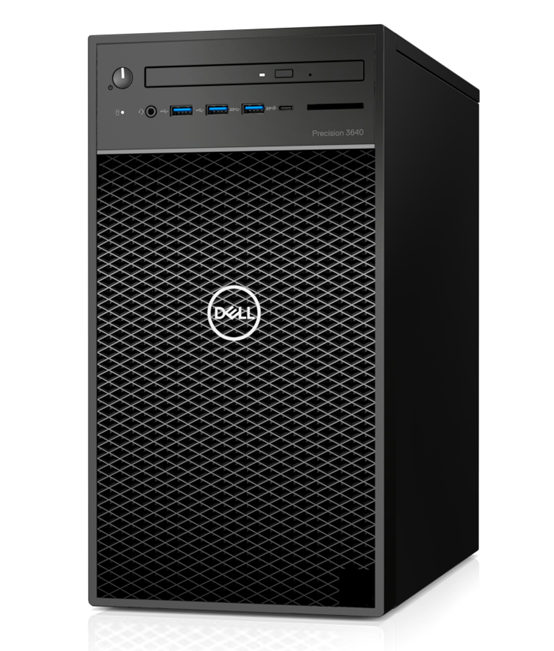 PC Dell Precision 3640 Tower (70231769)/ Intel Core i7-10700 (2.90GHz, 16MB)/ Ram (2x8GB) DDR4/ HDD 1TB/ 2GB Nvidia Quadro P620/ DVDRW/ Key + Mouse/ Ubuntu/ 3Yrs