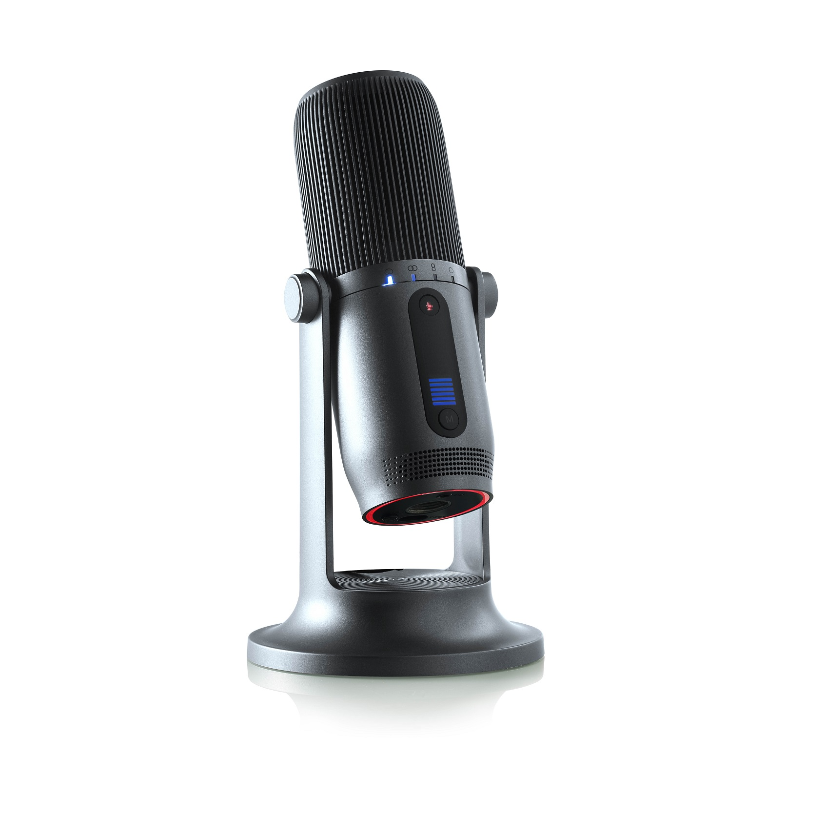 Microphone Thronmax Mdrill one Slate Gray