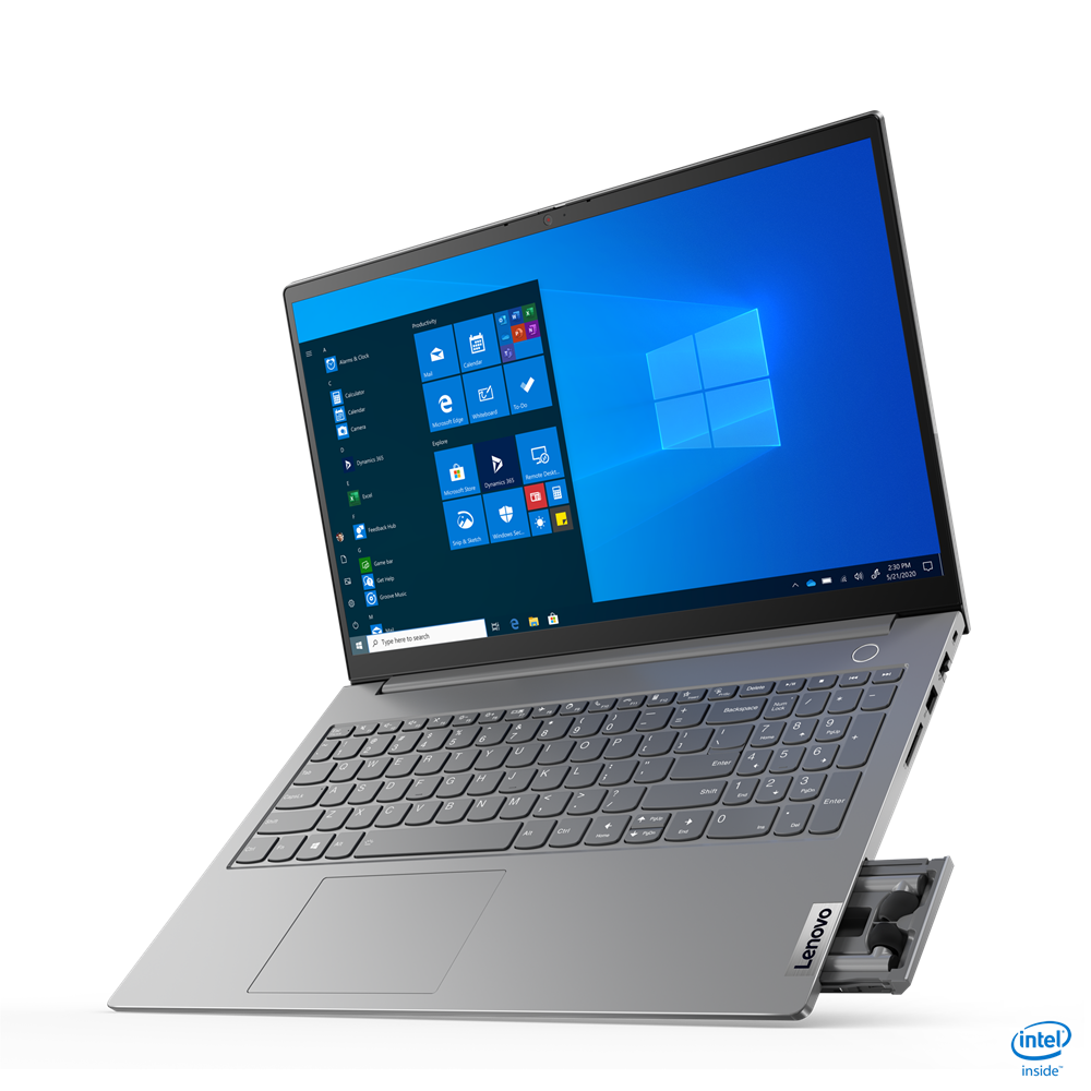 Laptop Lenovo ThinkBook 15 G2-ITL (20VE006WVN)/ Grey/ Intel Core i5-1135G7 (up to 4.20 Ghz, 8MB)/ RAM 8GB DDR4/ 512GB SSD/ Intel Iris Xe Graphics/ 15.6 inch FHD/ FP/ 3 Cell 45 Whr/ DOS/ 1 Yr