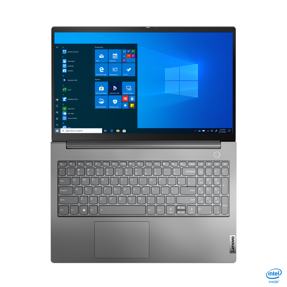 Laptop Lenovo ThinkBook 13s G2 ITL (20V9002FVN)/ Grey/ Intel Core i5-1135G7 (up to 4.20 Ghz, 8MB)/ RAM 8GB DDR4/ 512GB SSD/ Intel Iris Xe Graphics/ 13.3 inch WQXGA/ FP/ 4 Cell 56 Whr/ Win 10H/ 1 Yr