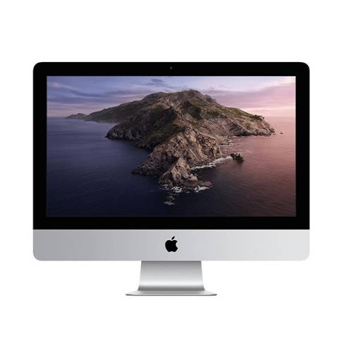 All In One Apple iMac MHK03SA/A / Silver/ Intel Core i5-Gen 7  2.3Ghz/ Ram 8GB/ 256GB SSD/ Intel Iris Plus Graphics/ 21.5 inch FHD/ Keyboard and Mouse/ Mac OS