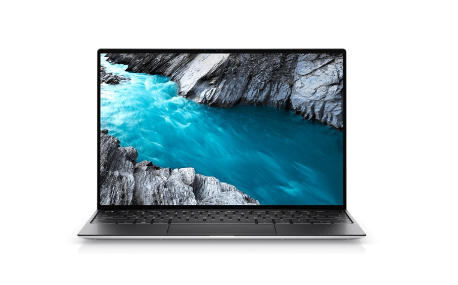 Laptop Dell XPS 13 9310 (70234076)/ Silver/ Intel Core i5-1135G7 (up to 4.20 Ghz, 8MB)/ RAM 8GB DDR4/ 512GB SSD/ Intel Iris Xe Graphics/ 13.4 inch FHD/ FP/ 4 Cell/ Win 10H/ 1 Yr