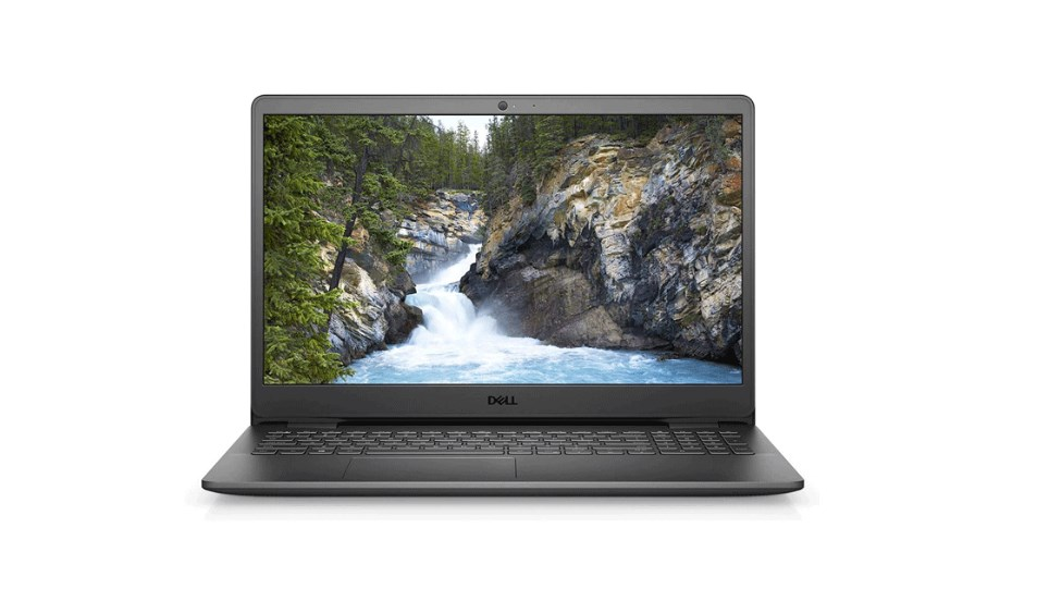 Laptop Dell Inspiron 3501 (70234075)/ Black/ Intel Core i7-1165G7 (up to 4.70 Ghz, 12 MB)/ RAM 8GB DDR4/ 512GB SSD/ Nvidia Geforce MX330 2GB/ 15.6 inch FHD/ 3 Cell 42 Whr/ Win 10H/ 1 Yr