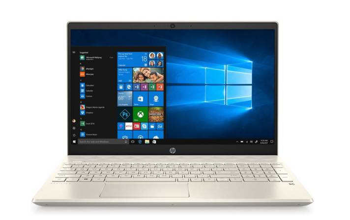 Laptop HP Pavilion 15-eg0070TU (2L9H3PA)/ Gold/ Intel Core i5-1135G7 (up to 4.20 Ghz, 8 MB)/ RAM 8GB DDR4/ 512GB SSD/ Intel Iris Xe Graphics/ 15.6 inch FHD/ WL + BT/ 3 Cell 41 Whr/ Win 10 SL/ 1 Yr