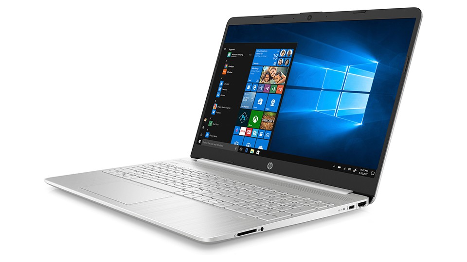 Laptop HP 15s-du1103TU (2W7J7PA)/ Gold/ Intel Core i5-10210U (1.60GHz, 6MB)/ Ram 8GB DDR4/ SSD 512GB/ Nvidia MX130 2GB  / 15.6 inch FHD/ / WC+WL ac+BT/ 3cell/ Win 10SL/ 1Yr