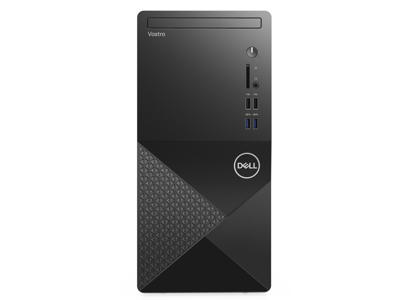 Máy tính để bàn Dell Vostro 3888 (MTI78105W-8G-1T)/ Intel Core i7-10700 (2.90GHz, 16MB)/ Ram 8GB DDR4/ HDD 1TB/ Intel UHD Graphics/ DVDRW/ WIN 10SL/ 1Yrs