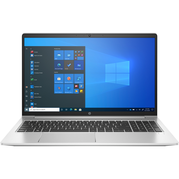 Laptop HP Probook 450 G8 (2H0U4PA)/ Silver/ Intel Core i3-1115G4 (upto 4.10GHz, 6MB)/ RAM 4GB DDR4/ 256GB SSD/ Intel Iris Xe Graphics/ 15.6 inch HD/ WL+BT/ LED_KB/ ALU/ 3 Cell/ Win 10SL/ 1 Yr